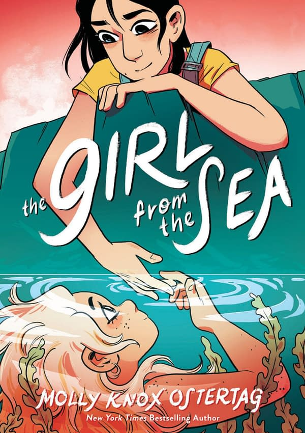 The Girl From the Sea: YA Graphic Novel Out in Time for Pride Month