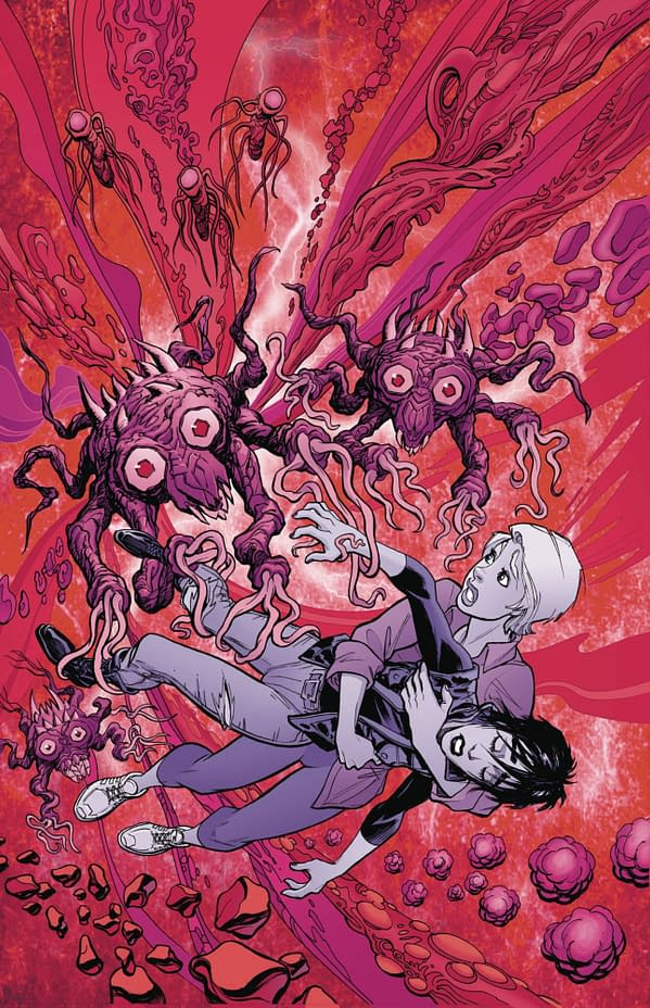 Beyond The Breach & Clans Of Belari in AfterShock July 2021 Solicits