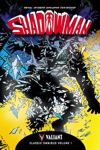 Cover image for SHADOWMAN CLASSIC OMNIBUS HC VOL 01