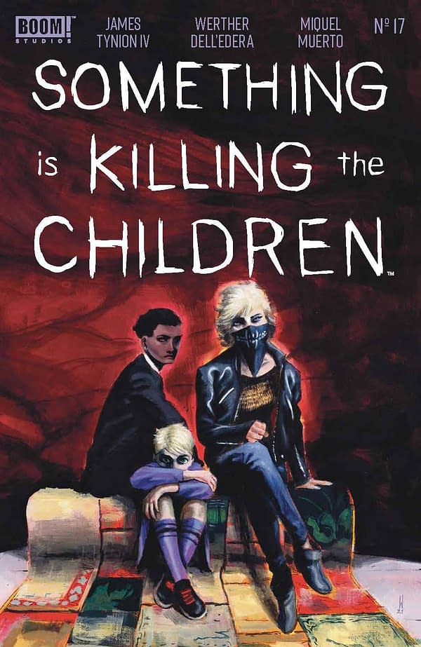 Something Is Killing The Children #17 Topped Advance Reorders