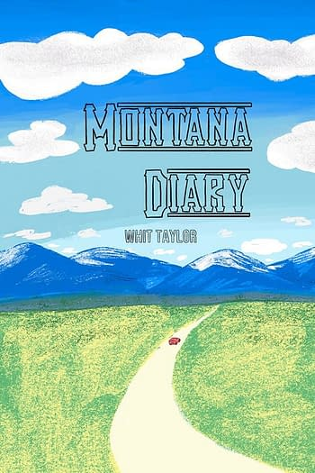 Cover image for MONTANA DIARY ONE SHOT (MAR218006)