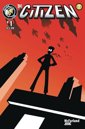 Cover image for CITIZEN #1