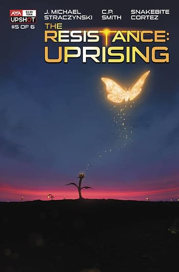 Cover image for RESISTANCE UPRISING #5