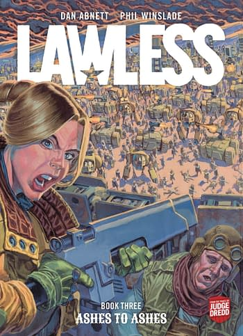 Cover image for LAWLESS TP ASHES TO ASHES