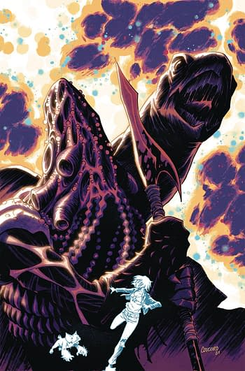 Cover image for BEYOND THE BREACH #2