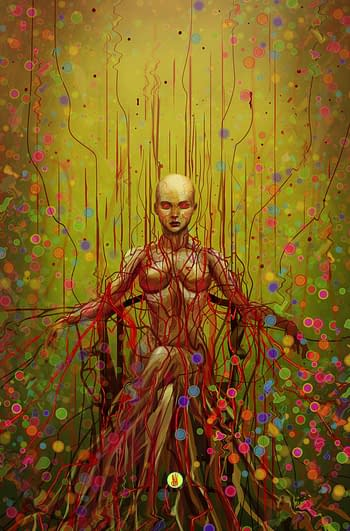Cover image for OUT OF BODY #3