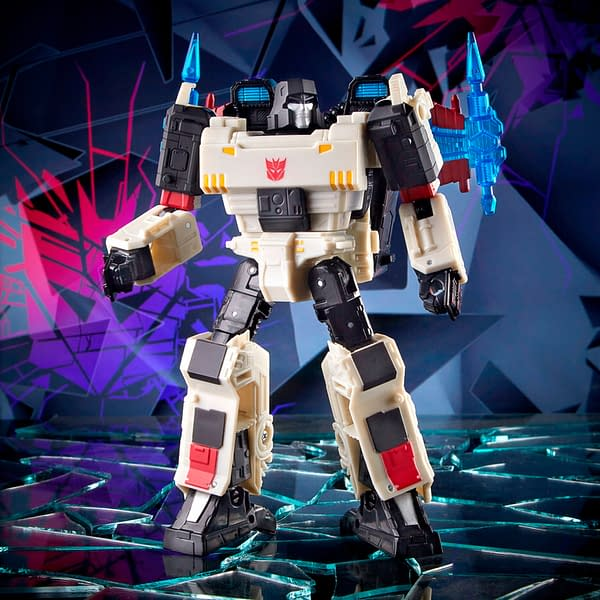Shattered Glass Megatronniverse in August