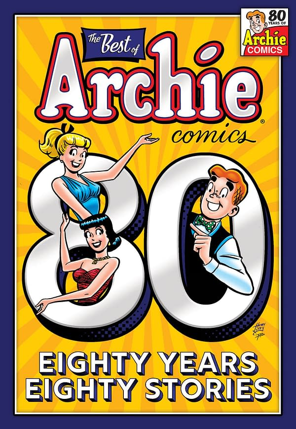 Archie Comics Solicits and Solicitations, August 2021