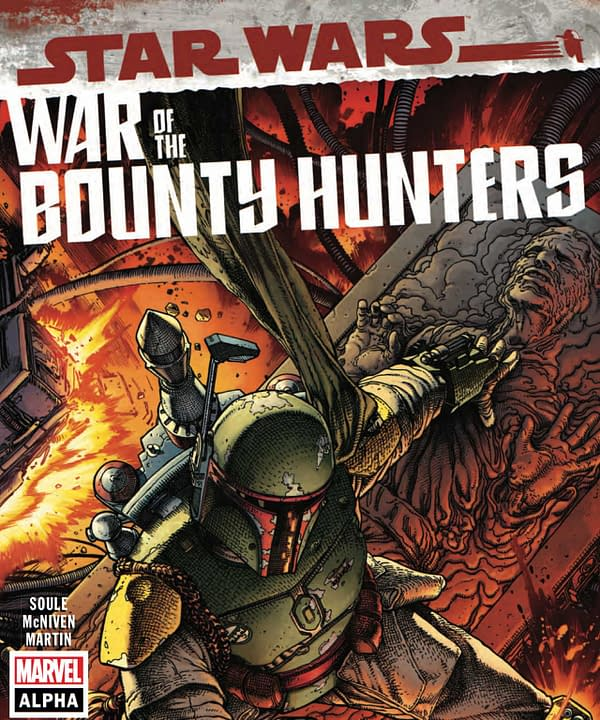 Star Wars: War Of The Bounty Hunters Alpha #1 Review: Challenges