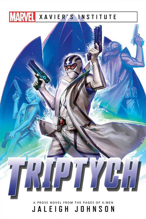 Triptych: Fantomex to Star in New Marvel Prose Novel