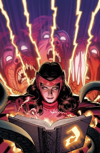 Marvel Comics' Darkhold Gets Pushed Into 2022