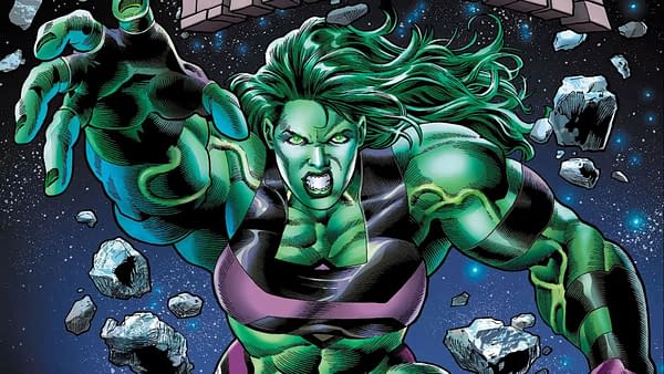 She-Hulk Gains Immortality in The Daily LITG 17th June 2020.