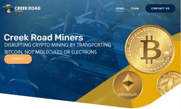 NFTWatch: Wizard Changes Its Name To Creek Road Miners