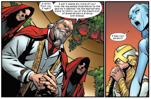 Kevin Feige Asks Cyclops For His Story, In Today's X-Men (Spoilers)
