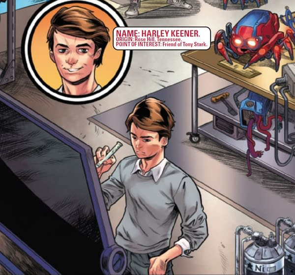 W.E.B. Of Spider-Man #1 Gets Rare Second Printing From Marvel Comics