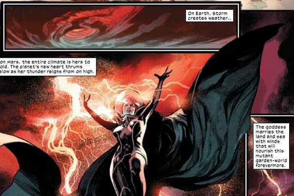 The Hellfire Gala Timeline - Adds X-Corp, New Mutants, Planet-Size X-Men