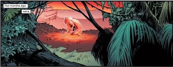 Does Planet-Size X-Men Have Its Roots With Rick Remender? (Spoilers)