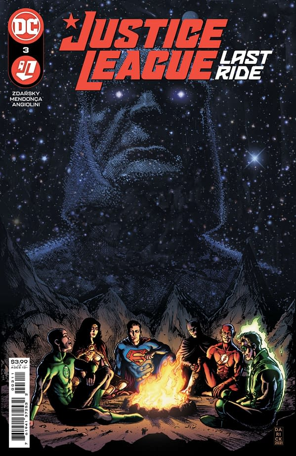 Cover image for JUSTICE LEAGUE LAST RIDE #3 (OF 7) CVR A DARICK ROBERTSON