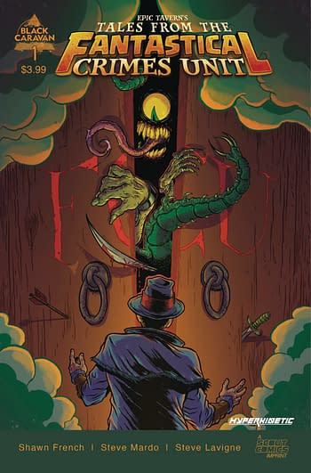 Cover image for EPIC TAVERN TALES FROM FANTASTICAL CRIMES UNIT #1