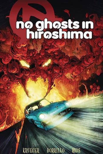 Cover image for NO GHOSTS IN HIROSHIMA GN