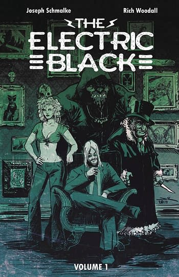Cover image for ELECTRIC BLACK TP VOL 01 NEW PTG