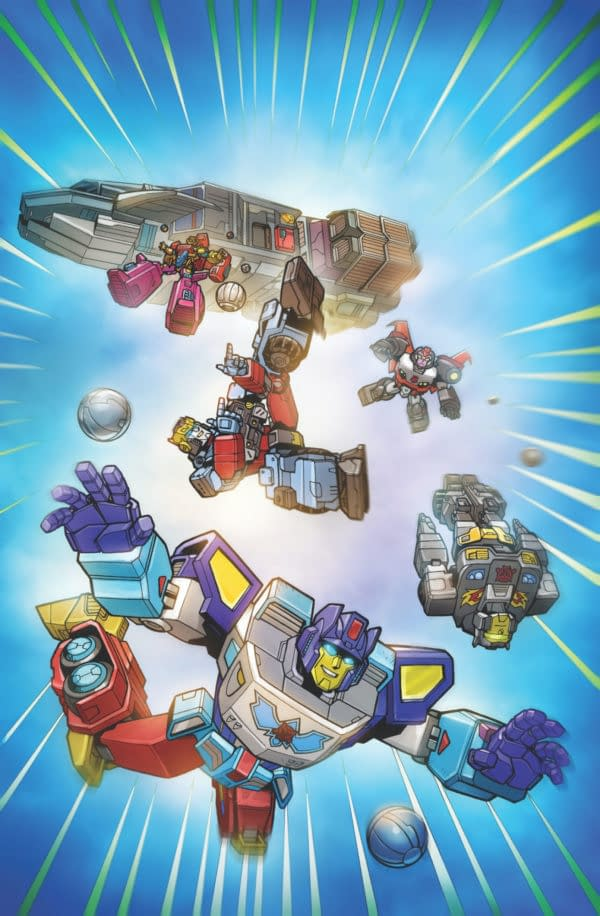 Transformers Wreckers—Tread & Circuits #1 Preview Page 02