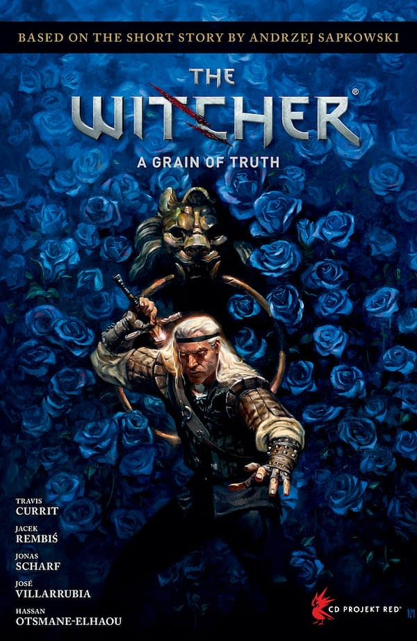 New Witcher Graphic Novels from Dark Horse Announced at Witchercon