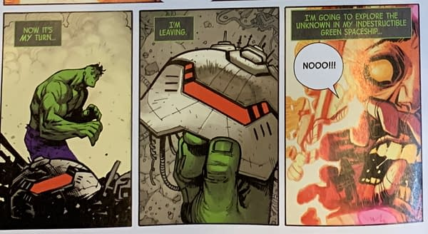 Hulk #1 by Donny Cates and Ryan Ottley In November