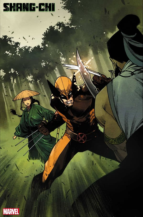 Wolverine Guest Stars in Shang-Chi #3 First Look