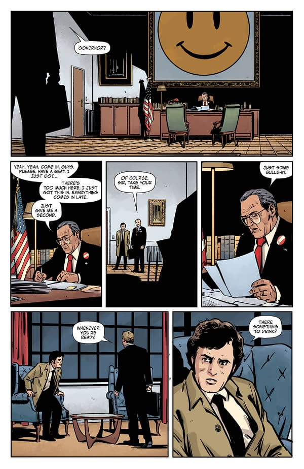 Interior preview page from RORSCHACH #12 (OF 12) CVR A JORGE FORNES (MR)