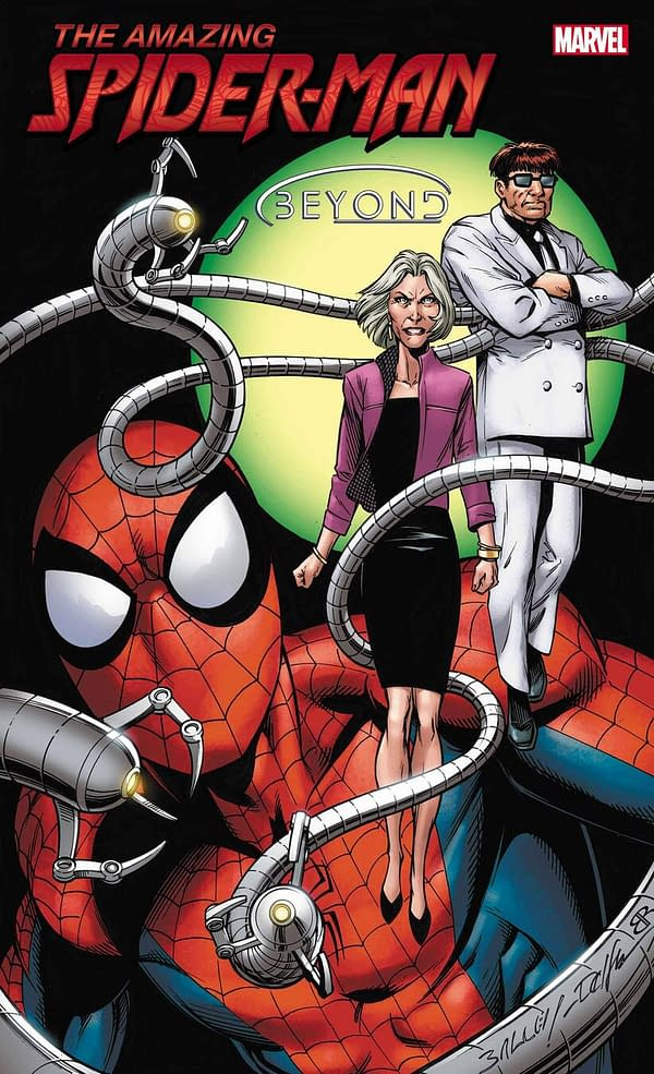 Aunt May to Get with Doc Ock Again in December's Spider-Man Comics